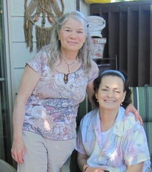 Teena & Marianne_July2010