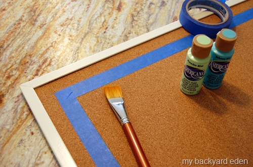 Painting the Bulletin Board