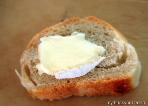 Bread and Brie!