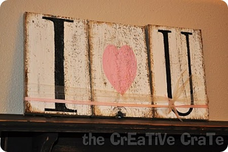I love You Boards @ Creative Crate