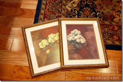 old bathroom prints