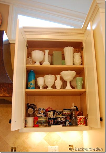 hidden milk glass