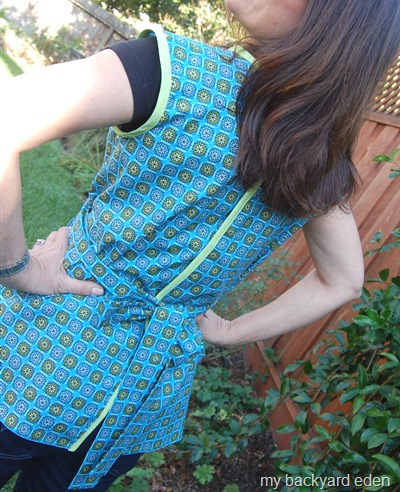 Easy Vintage Smock 