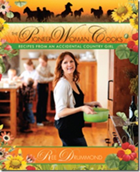 pioneerwomans cookbook