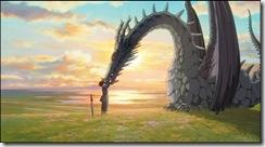 Arren e o dragão
