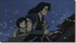 Kotarou e o samurai
