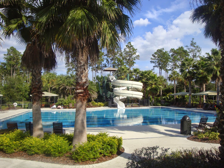 Seven oaks homes near shops at wiregrass for Garden oaks pool