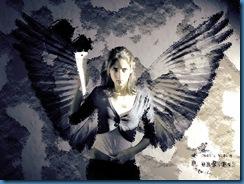 angel, ask, women