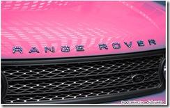 RANGE ROVER ( Girly )