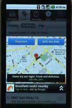 Map Ads