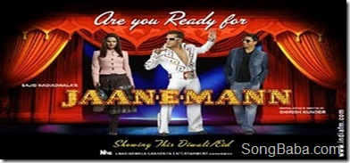 Jaan-e-Mann Songs Download [2006]