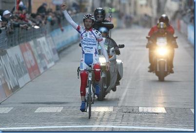 45° Tirreno - Adriatico - 4a tappa San Gemini - Chieti 234 km - BettiniPhoto©2010 Michele Scasrponi
