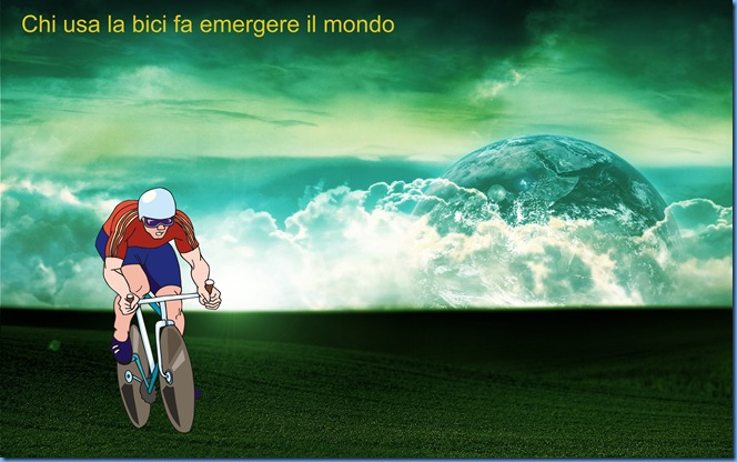 Bici emerge il mondo