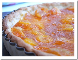 Apricot layer