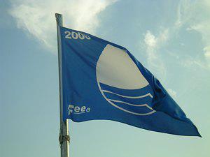недвижимость в Испании, голубой флаг