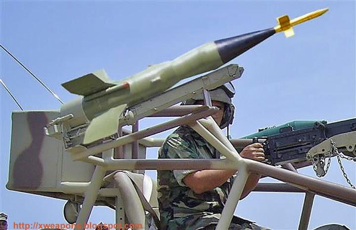صاروخ ساغر ( قاهر الميركـافا )  YugoSaggerUpgrade