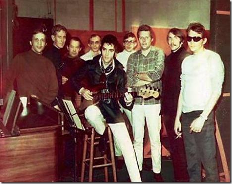 Elvis-AmericanStudioBand
