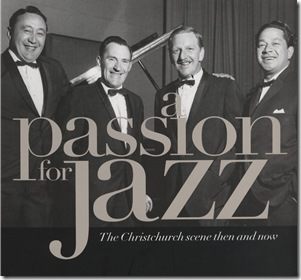 A Passion for Jazz cover