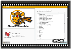 Clone DVD Portable