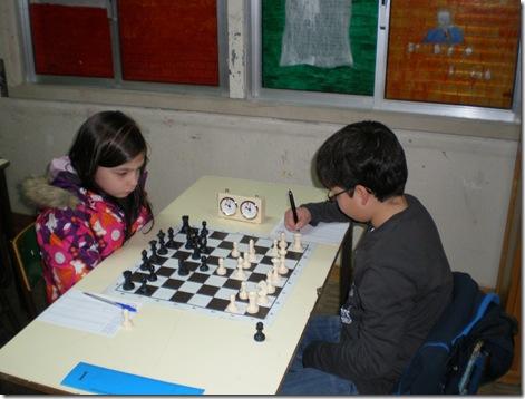 Beatriz Rasteiro - Campeã Distrital sub-10