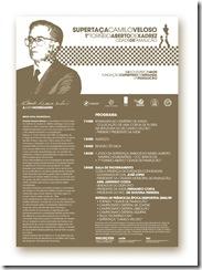cartaz aberto cidade famalicão