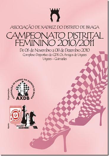 Campeonato Distrital Feminino 2001/2011