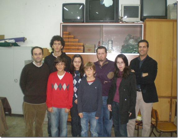 Taça AXDB 1/8 (2010/11) - GDRAU A x CX J.Meira C