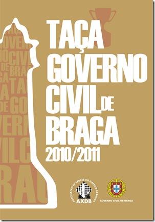 Taça Governador Civil de Braga 2010/2011