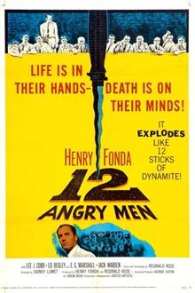 Poster 12 hombres sin piedad