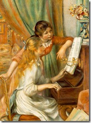 Renoir Pierre-Auguste_Girls at the Piano