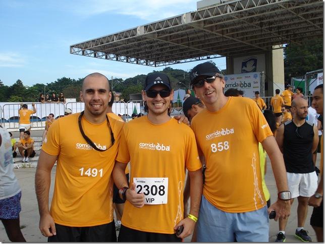 Rodrigo, Eu e Amaral