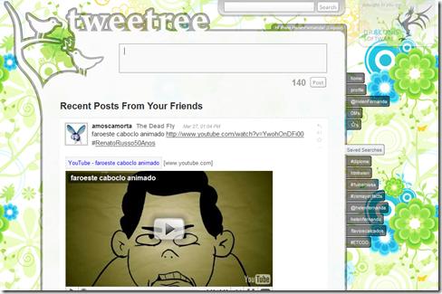 Tweetree