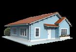1 casa de R$ 100 mil