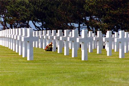 Cemitério de Colleville-sur-Mer