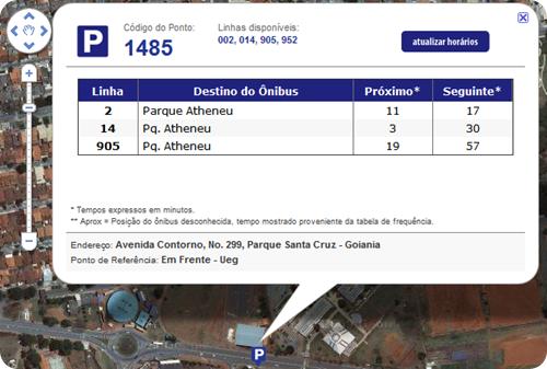 Ponto 1485 - Agecom