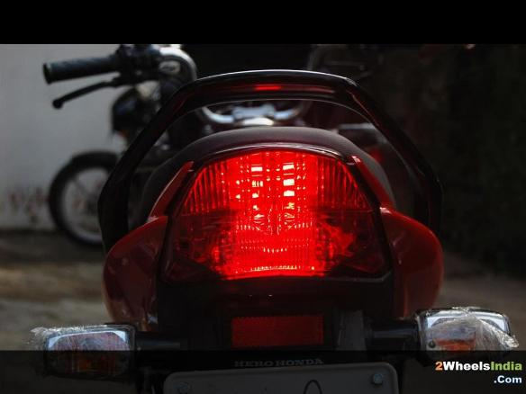 Passion Pro APDV Tail Light