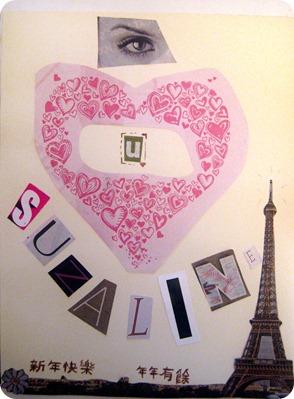 Suzy's Card