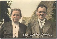 Pias farmor og farfar