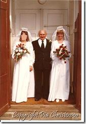 Dobbeltbryllup maj 1977