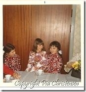 lærerfamilien til konfirmation 1974