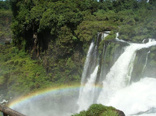 Cataratas de Iguazú (Brasil-Argentina)