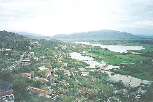 Inundación en el Norte de Albania, otoño 2003