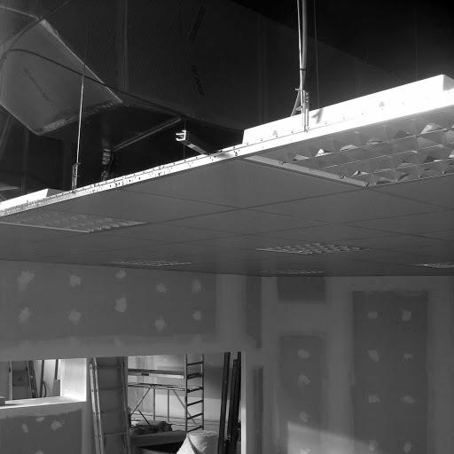 El arte del pladur soluciones - Falso techo decorativo ...