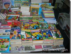 Lion & Muthu Comics Assorted