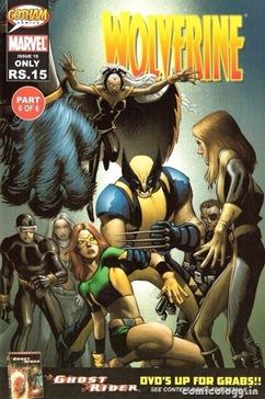 Wolverine 15