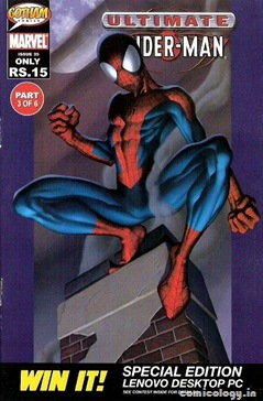 Ultimate Spiderman 35