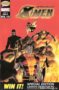Astonishing XMen 13