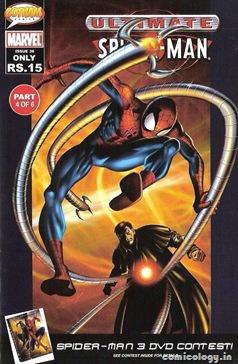 Ultimate Spiderman 36