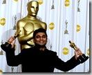 Rahman with Oscars