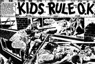 Kids Rule OK (c) sevenpennynightmare.co.uk